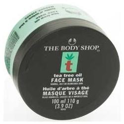 茶樹淨荳去油面膜 Tea Tree Oil Face Mask