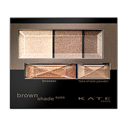 3D棕影立體眼影盒N BROWN SHADE EYES N