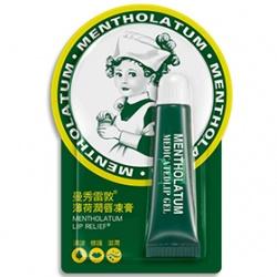 MENTHOLATUM 曼秀雷敦 唇部保養-薄荷潤唇凍膏