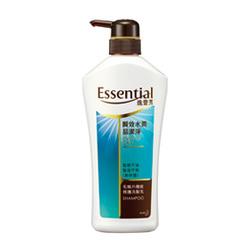 瞬效水潤易潔淨洗髮乳