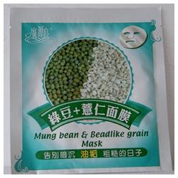 kuanyuanlian 廣源良 綠豆‧薏仁系列-綠豆+薏仁面膜