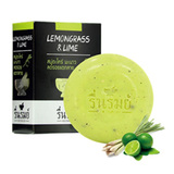 香茅萊姆草本香皂 Herbal Soap Lemongrass&Lime