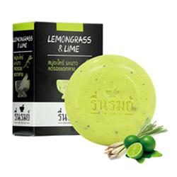 香茅萊姆草本香皂 Herbal Soap Lemongrass&Lime
