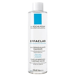 LA ROCHE-POSAY 理膚寶水 EFFACLAR油性皮膚/青春痘護理系列-青春清爽潔膚水 EFFACLAR Make-up Purifying Water