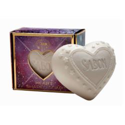 銀河星語心型香氛皂 Soap Heart Shaped