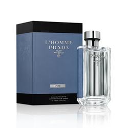 蔚藍紳士淡香水