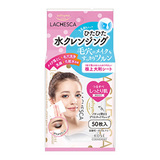 零毛孔卸粧棉(水嫩) SOFTYMO LACHESCA  CLEANSING SHEET MOIST