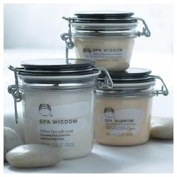 身體去角質產品-礦鹽淨化磨砂膏