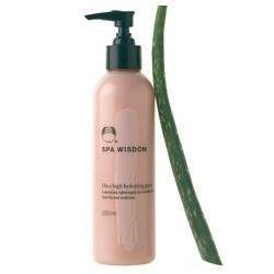 The Body Shop 美體小舖 SPA能量系列-玫瑰果嫩白保濕露
