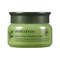 綠茶保濕晚安凍膜