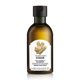 The Body Shop 美體小舖-薑汁抗頭皮屑洗髮精 Ginger Anti-Dandruff Shampoo