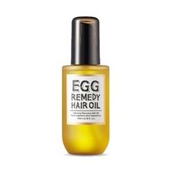 白滑雞蛋護髮油 Egg Remedy Hair Oil