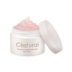 紅玉玫瑰保濕奇肌水凝霜 Rose Moisturizing Miracle Cream