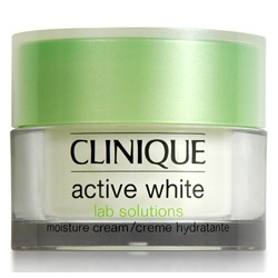 光妍活采淨白水嫩保濕霜 Active White Lab Solutions Moisture Cream