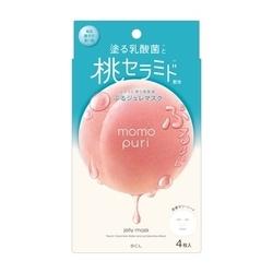 彈潤蜜桃保濕面膜