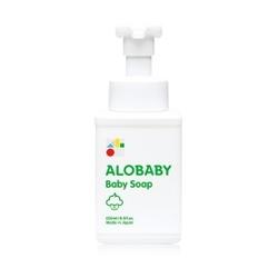 寶寶晚安洗髮沐浴乳 ALOBABY Baby Soap