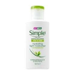清透保濕乳液 Simple kind to skin hydrating light moisturiser