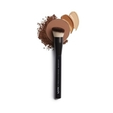 專業後台圓頭斜角粉底刷 CAN'T STOP WON'T STOP FOUNDATION BRUSH