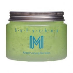 butyshop 面膜-蘆薈水晶面膜 Aloe Purifying Gel Mask