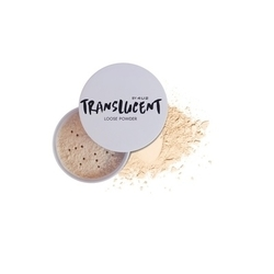 彩妝師專業裸透控油蜜粉 Translucent Loose Powder