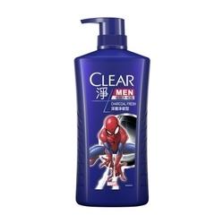 男士去屑洗髮乳(深層淨碳型)