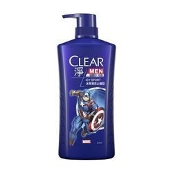 男士去屑洗髮乳(冰爽薄荷止癢型)