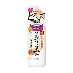 豆乳美肌保濕卸妝乳