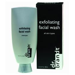 淨透潔顏去角質洗面乳 Exfoliating facial wash