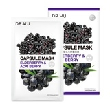 藍果巴西莓活力膠囊面膜 ELDERBERRY & ACAI BERRY REVITALIZING CAPSULE MASK 3PCS