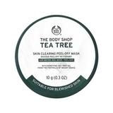 天然茶樹淨膚環保撕除面膜