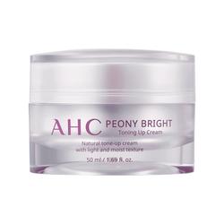 無瑕煥白素顏霜 Peony Bright Toning Up Cream