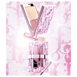 Dior 迪奧 彩妝組合-俏女郎彩妝盤-紫羅蘭限定版