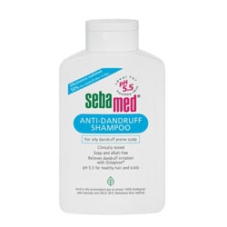 油性洗髮乳 Sebamed Anti-Dandruff Shampoo
