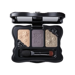 黑蝶三色眼彩盤 ANNA SUI EYE COLOR TRIO