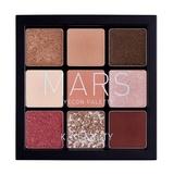 Eyecon藝想調色眼彩盤#火星 EyeCon Palette #Mars