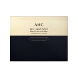 黃金蠶絲蛋白安瓶面膜 AHC Brilliant Gold Ampoule Solution Mask