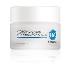 玻尿酸保濕潤澤霜 HYDRATING CREAM WITH HYALURONIC ACID