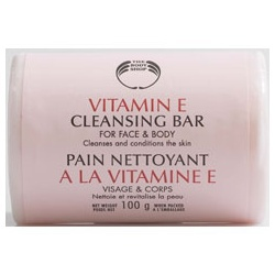 維他命E潤膚皂 Vitamin E Cleansing Bar