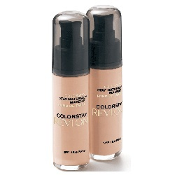 不脫色妍薄透光粉底液 ColorStay Stay Natural Makeup