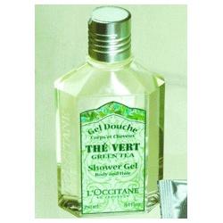 L'OCCITANE 歐舒丹 綠茶-綠茶雙效沐浴膠 Green Tea Shower Gel