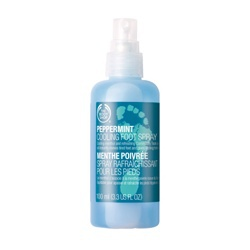 薄荷沁涼足部噴霧劑 Peppermint Cooling Foot Spray