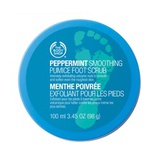 薄荷沁涼足部磨砂膏 Peppermint Cooling Pumice Foot Scrub
