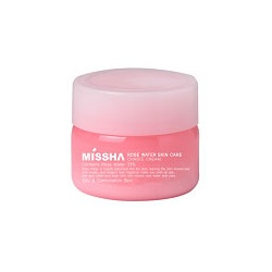 MISSHA 乳霜-玫瑰釀控油果凍面霜 Rose Water Controlling Jelly Cream