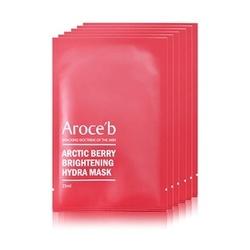 北歐極地果漿誘白面膜 Arctic Berry Brightening Hydra Mask