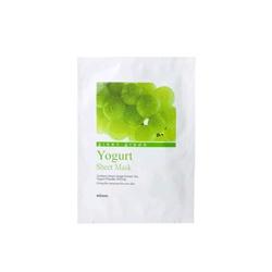 MISSHA 面膜/按摩霜-片裝優格面膜系列-青葡萄 Missha Yoghurt Sheet Mask (Green Grape)