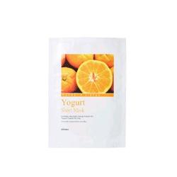 MISSHA 面膜/按摩霜-片裝優格面膜系列-香橙 Missha Yoghurt Sheet Mask (Madarin Orange)
