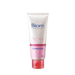 抗痘調理洗面乳 Biore Acne Mild Care Balance Control Facial Foam