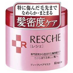 kracie 葵緹亞 護髮-髮密度三效深層修護霜 RESCHE DEEP REPAIR MASK
