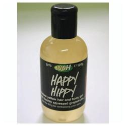 快樂嬉皮沐浴露 Happy Hippy