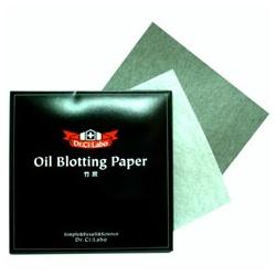 Dr.Ci:Labo 臉部保養用具-活性炭吸油面紙 Oil Blotting Paper
